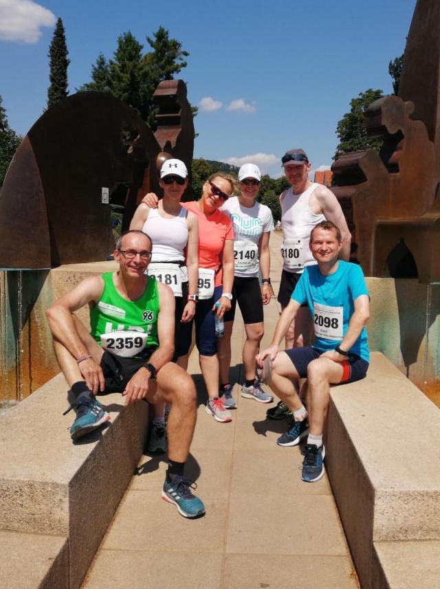 Halbmarathon Bad Pyrmont